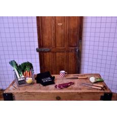Pièce du boucher