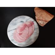 Jambon blanc tranché - Sans sel nitrité