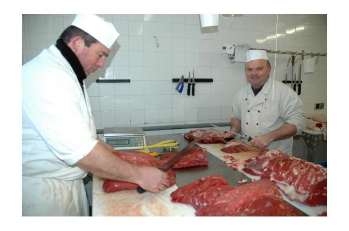 Michel & son équipe : Les Bouchers