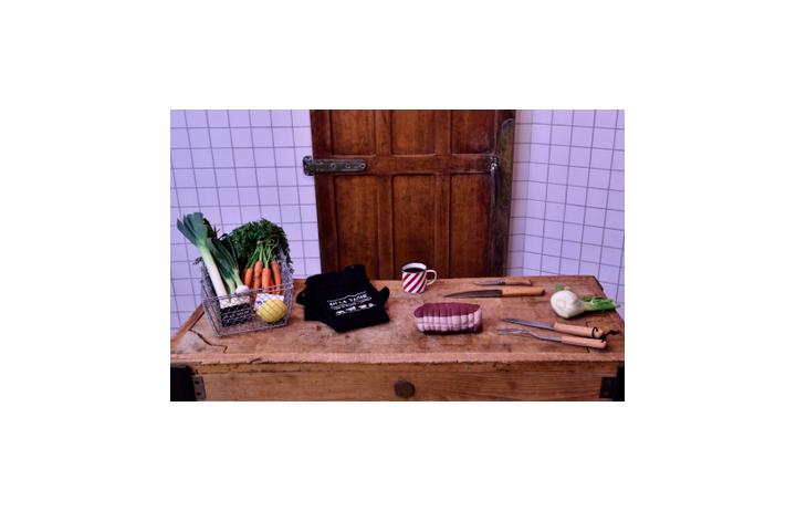 Rôti de boeuf aux légumes